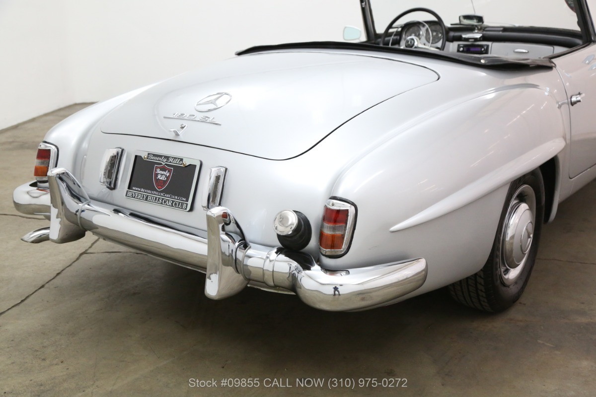 Used 1955 Mercedes-Benz 190SL with 2 Tops | Los Angeles, CA
