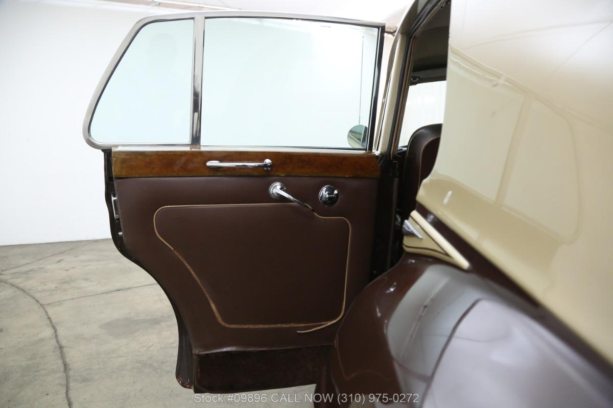 Used 1965 Rolls Royce Silver Cloud III Left Hand Drive   Los Angeles, CA
