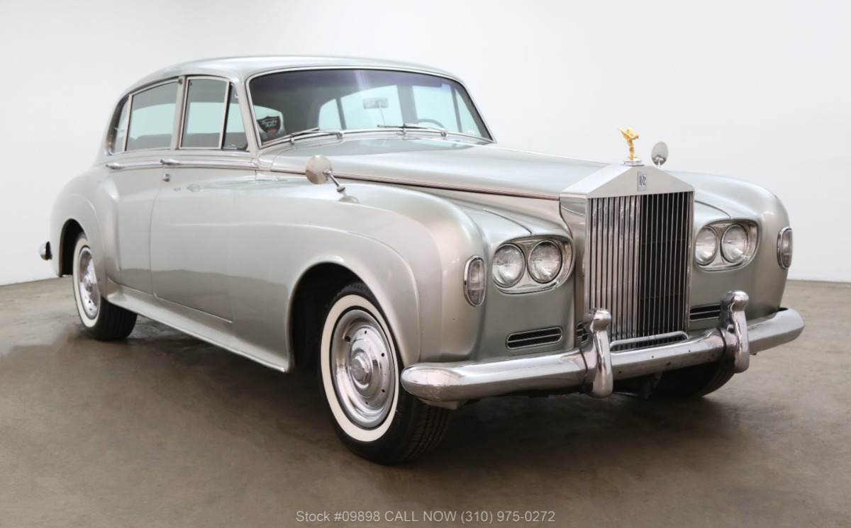 1964 Rolls Royce Silver Cloud III Long Wheel Base