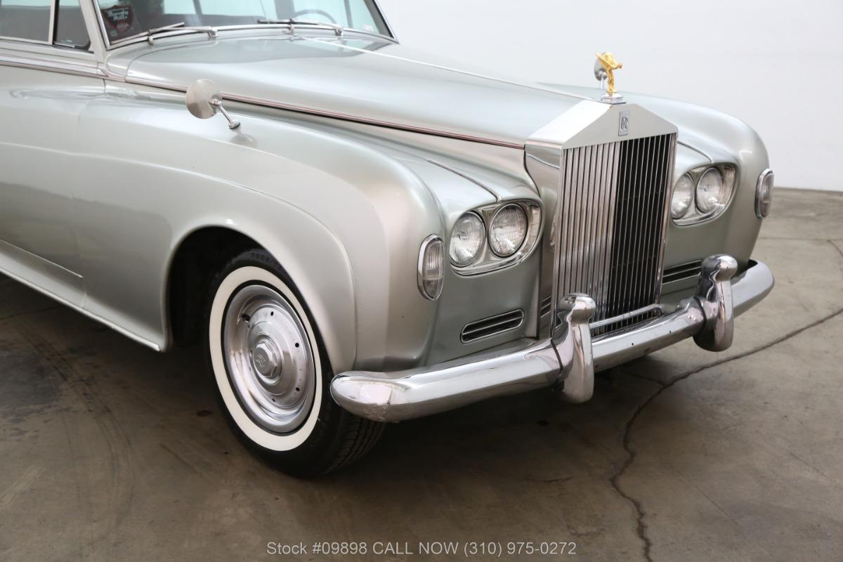 Used 1964 Rolls Royce Silver Cloud III Long Wheel Base   Los Angeles, CA