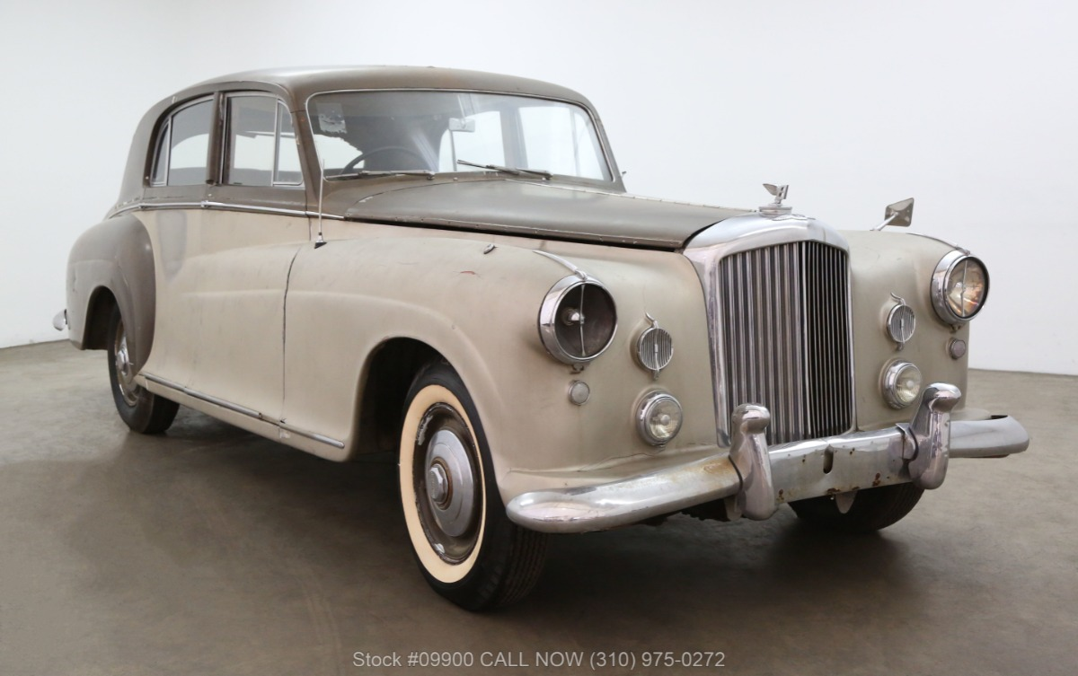 1954 Bentley R-Type Coach Built by James Young