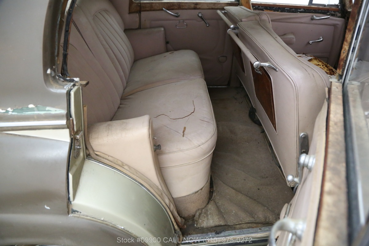 Used 1954 Bentley R-Type Coach Built by James Young | Los Angeles, CA