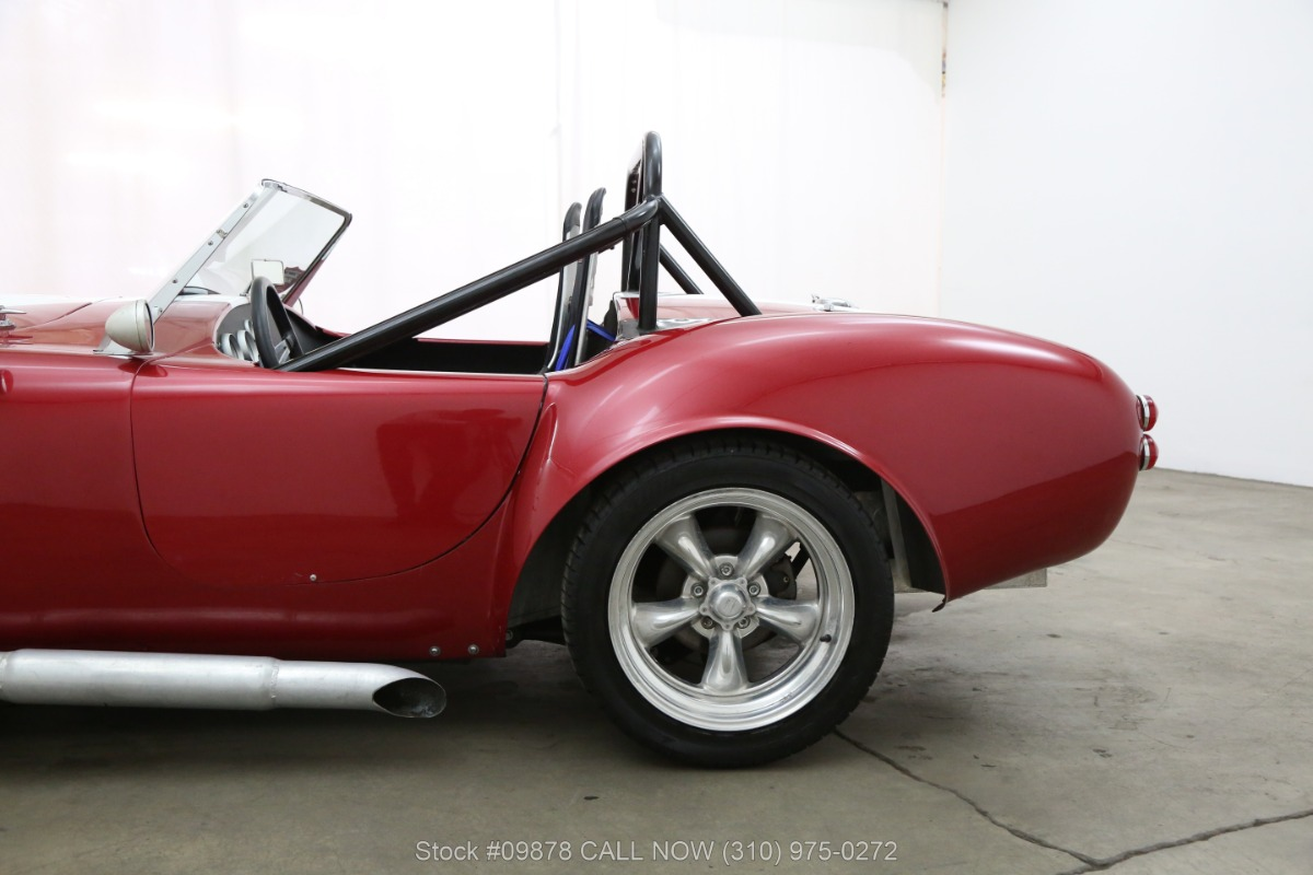 Used 2005 Factory Five Cobra Replica  | Los Angeles, CA