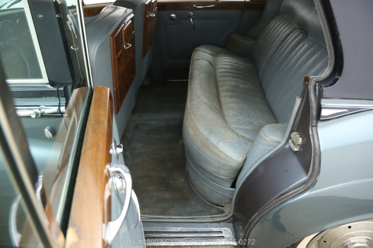 Used 1963 Rolls Royce Silver Cloud III Left Hand Drive | Los Angeles, CA