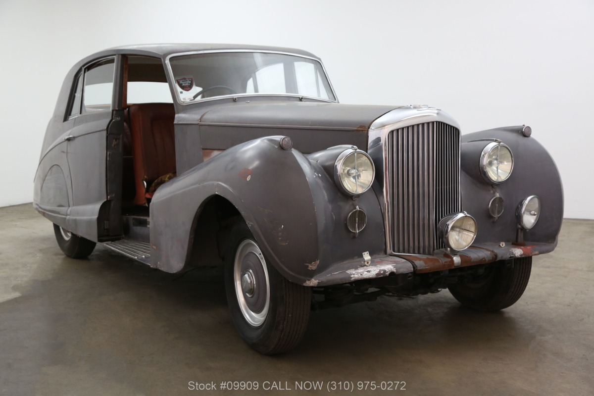 1954 Bentley R-Type Saloon