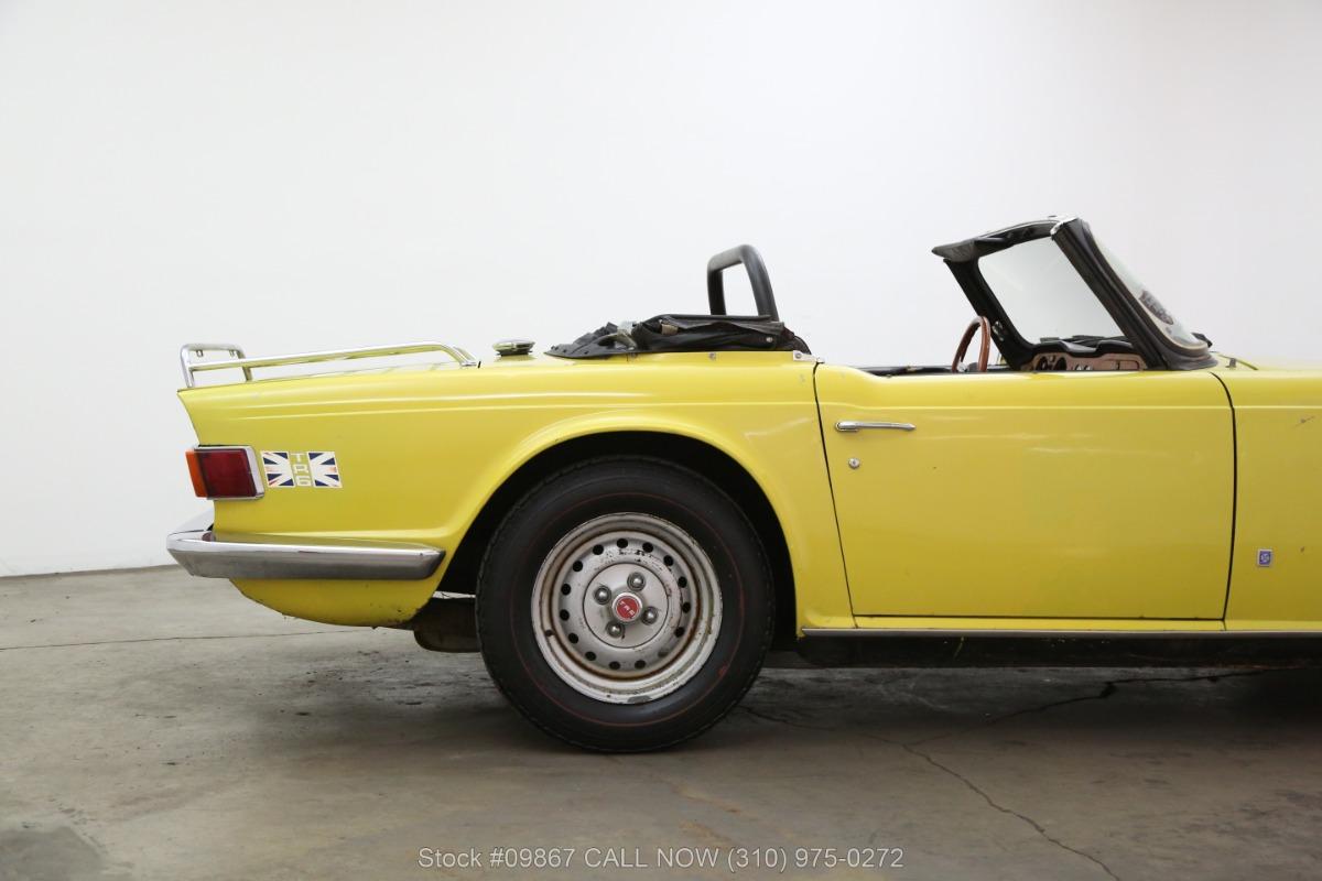 Used 1973 Triumph TR6  | Los Angeles, CA