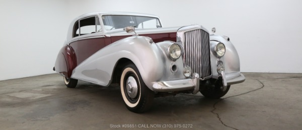 1953 Bentley R-Type Park Ward Coupe