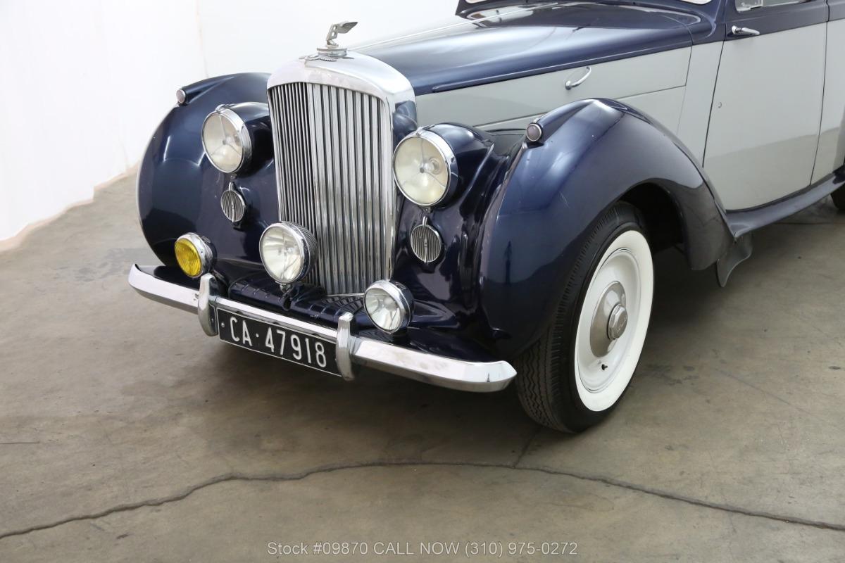 1947 Bentley MK VI | Beverly Hills Car Club