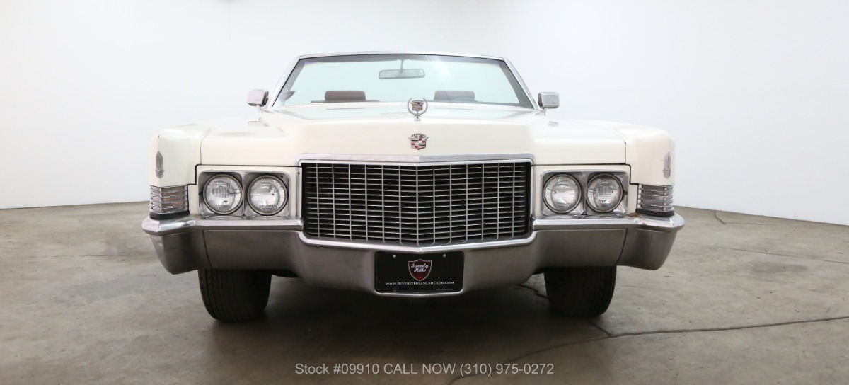 Used 1970 Cadillac Coupe DeVille Convertible   Los Angeles, CA