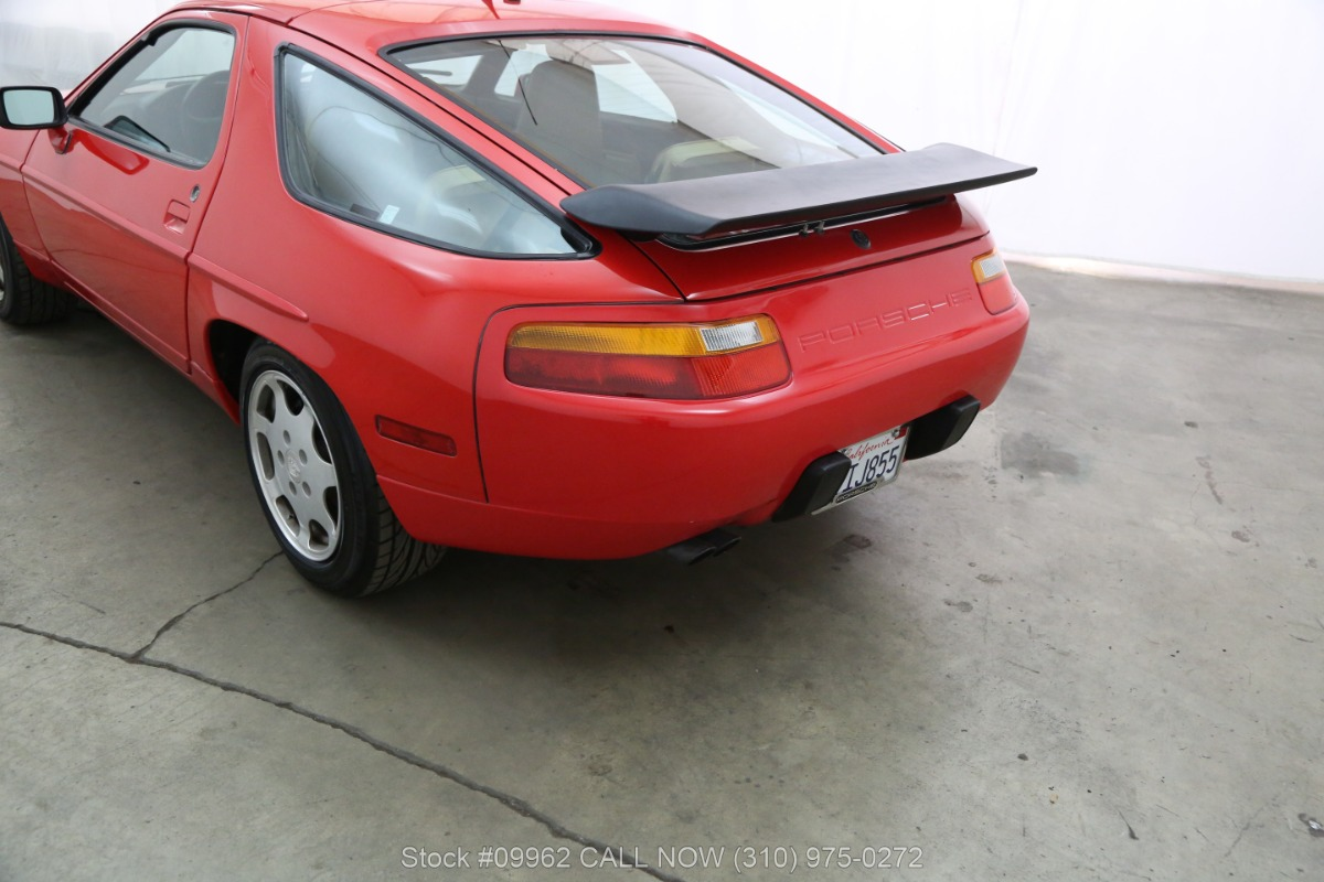 Used 1990 Porsche 928 GT | Los Angeles, CA