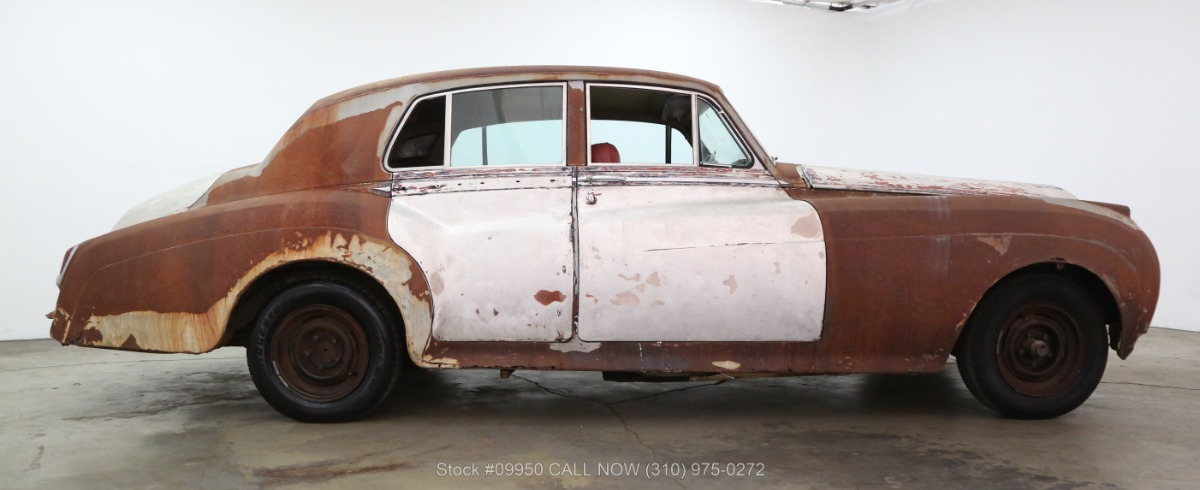 Used 1961 Rolls Royce Silver Cloud II | Los Angeles, CA