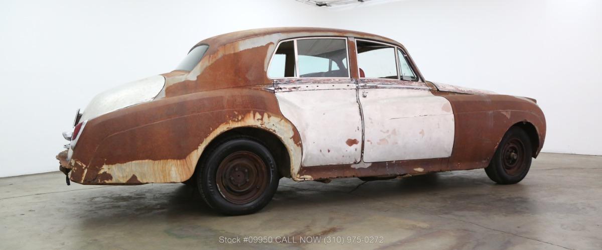 Used 1961 Rolls Royce Silver Cloud II | Los Angeles, CA