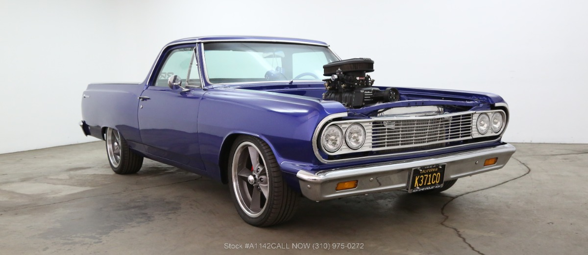 1964 Chevrolet El Camino Custom Pickup