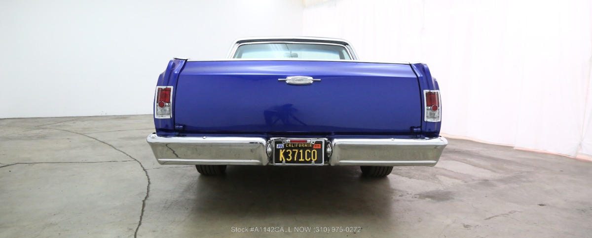 Used 1964 Chevrolet El Camino Custom Pickup | Los Angeles, CA