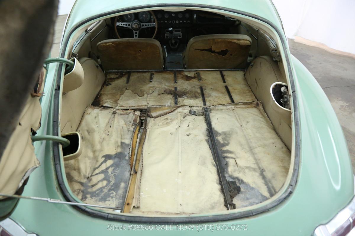 Used 1967 Jaguar E-Type Series I Fixed Head Coupe | Los Angeles, CA