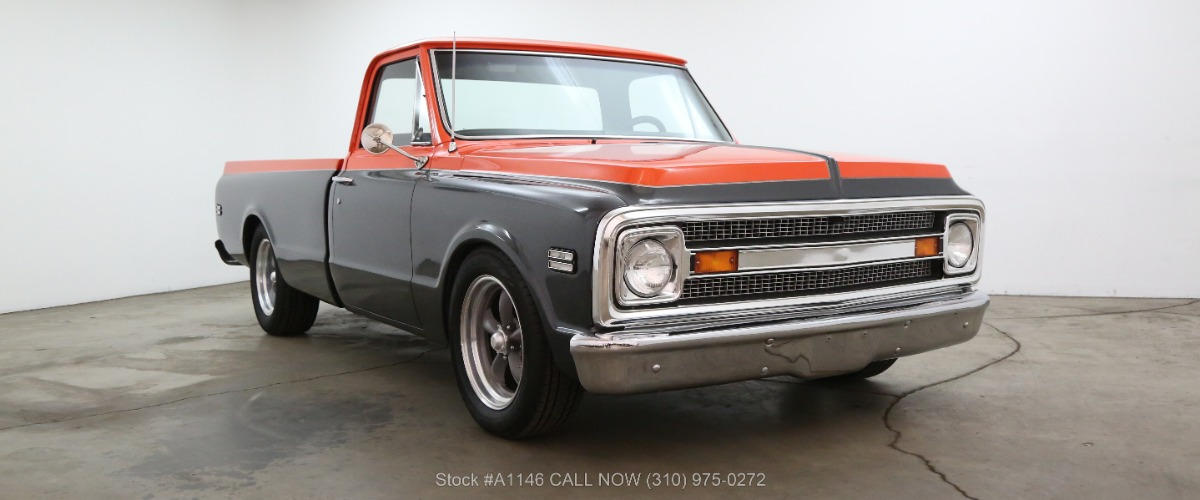 Used 1968 Chevrolet C10 Pickup | Los Angeles, CA