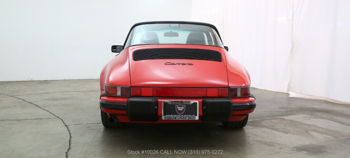 Used 1988 Porsche Carrera Targa | Los Angeles, CA