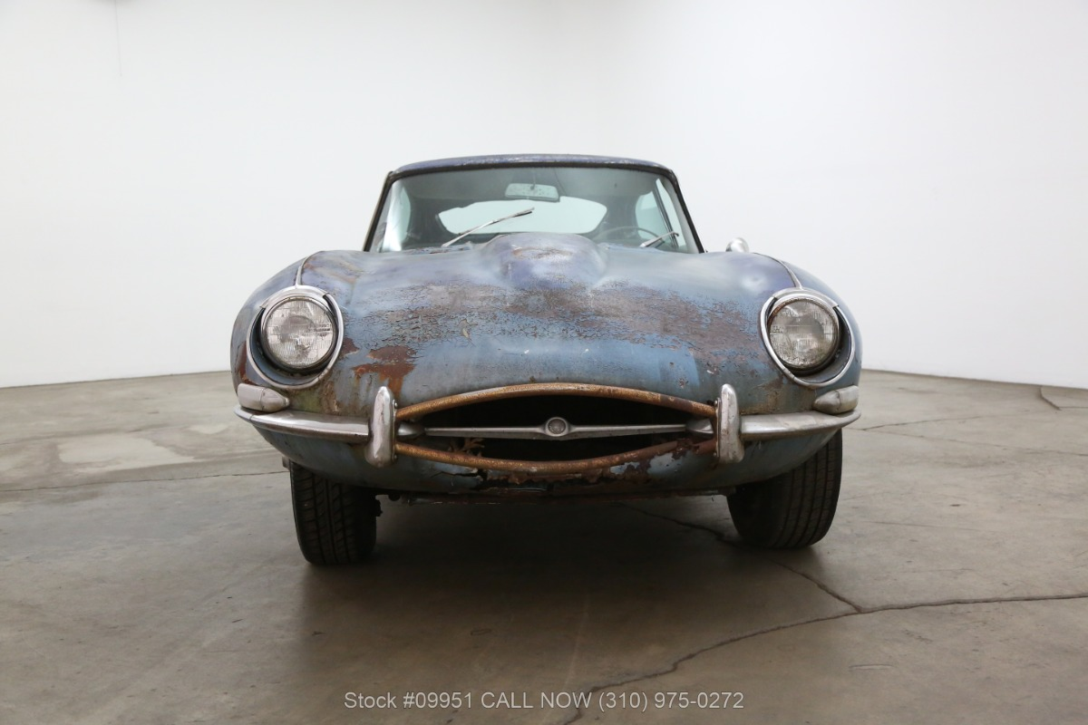 Used 1967 Jaguar E-Type Series 1.5 Fixed Head Coupe | Los Angeles, CA