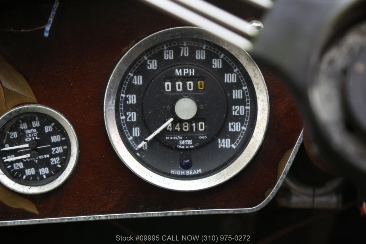Used 1967 Austin-Healey 3000 BJ8   Los Angeles, CA