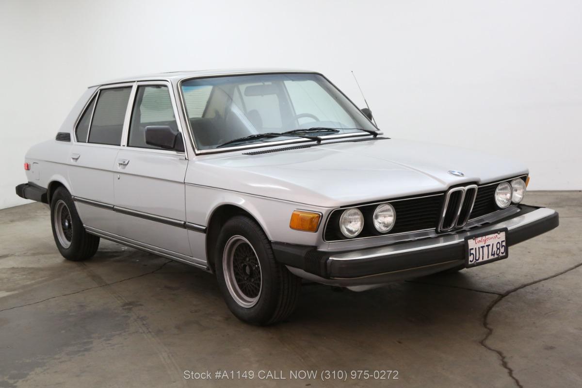 1980 BMW 528 i E12