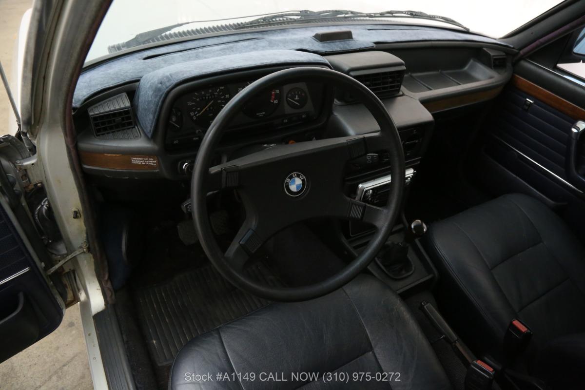 Used 1980 BMW 528 i E12 | Los Angeles, CA