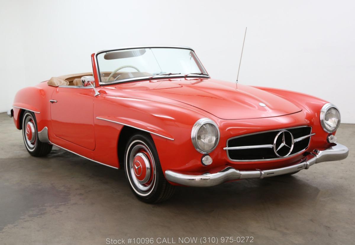 1960 Mercedes-Benz 190SL Right Hand Drive