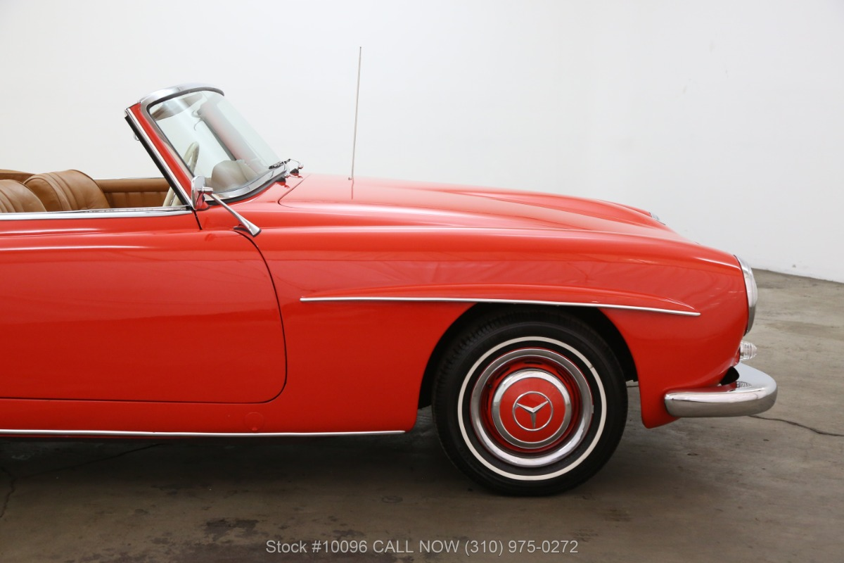 Used 1960 Mercedes-Benz 190SL Right Hand Drive | Los Angeles, CA