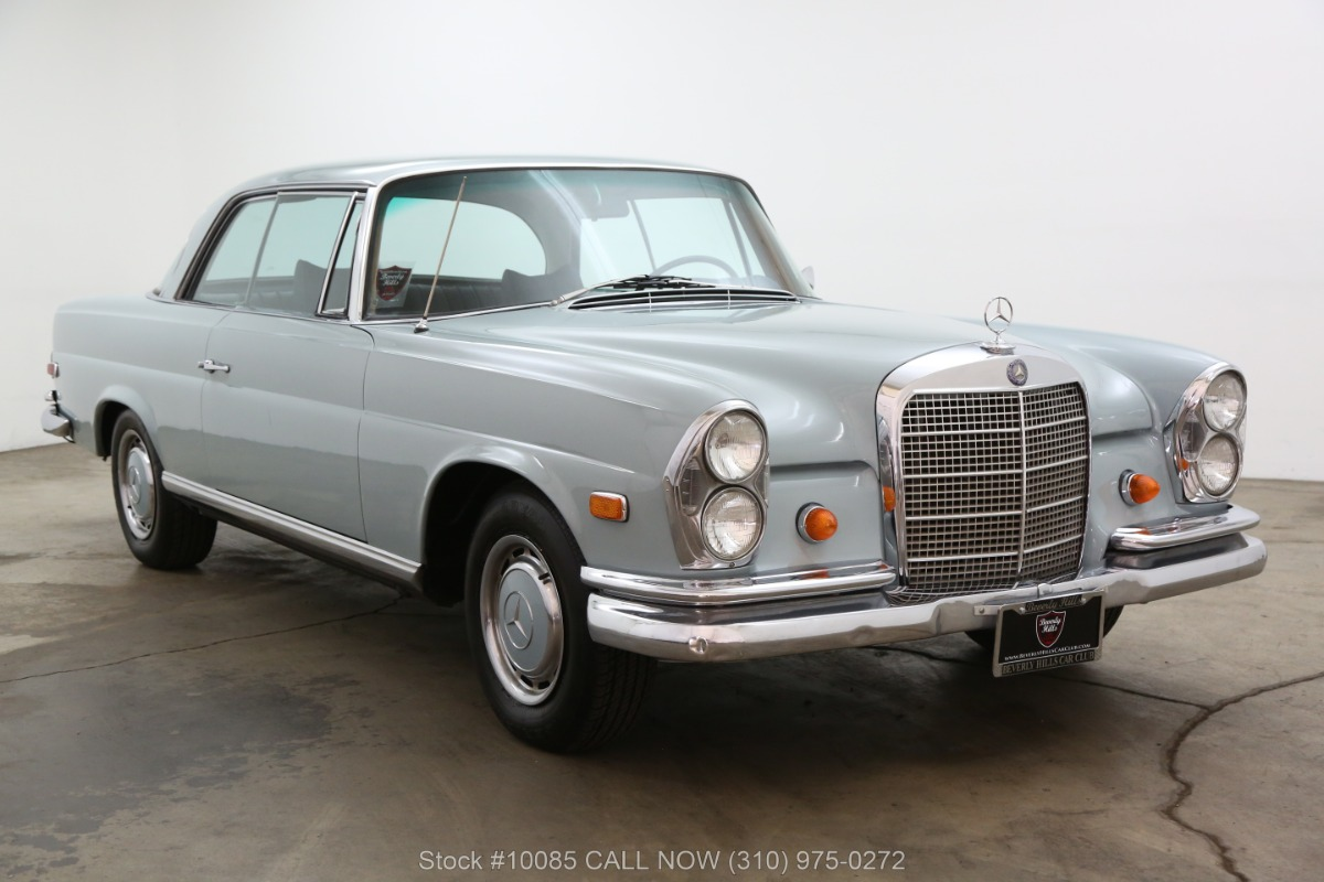 1969 Mercedes-Benz 280SE Coupe | Beverly Hills Car Club