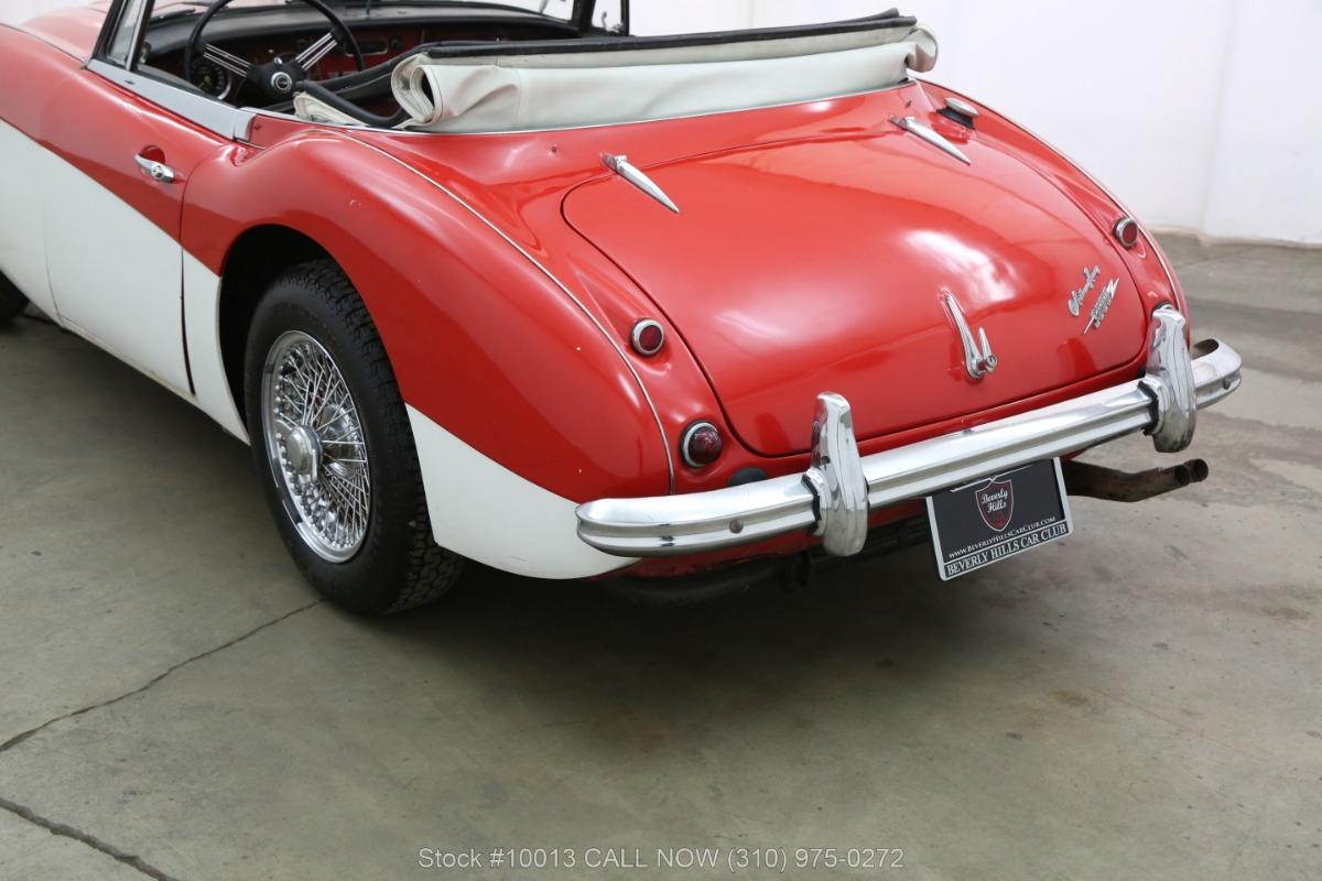 Used 1965 Austin-Healey 3000 BJ8   Los Angeles, CA
