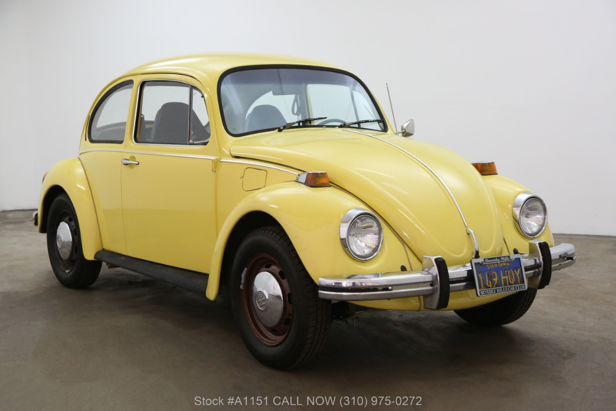 1973 Volkswagen Beetle Beverly Hills Car Club