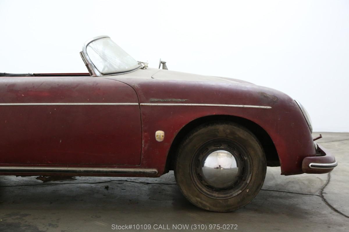 Used 1957 Porsche 1600 Speedster  | Los Angeles, CA