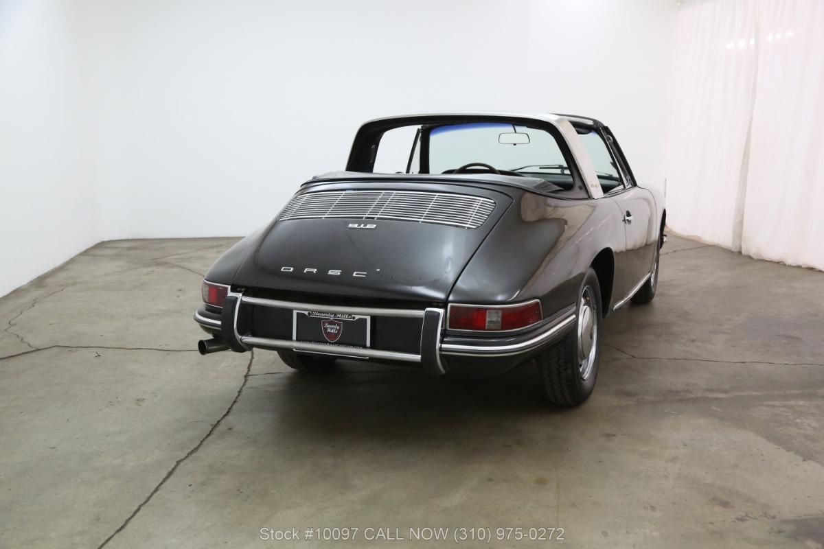 Used 1967 Porsche 912 Softwindow Targa | Los Angeles, CA