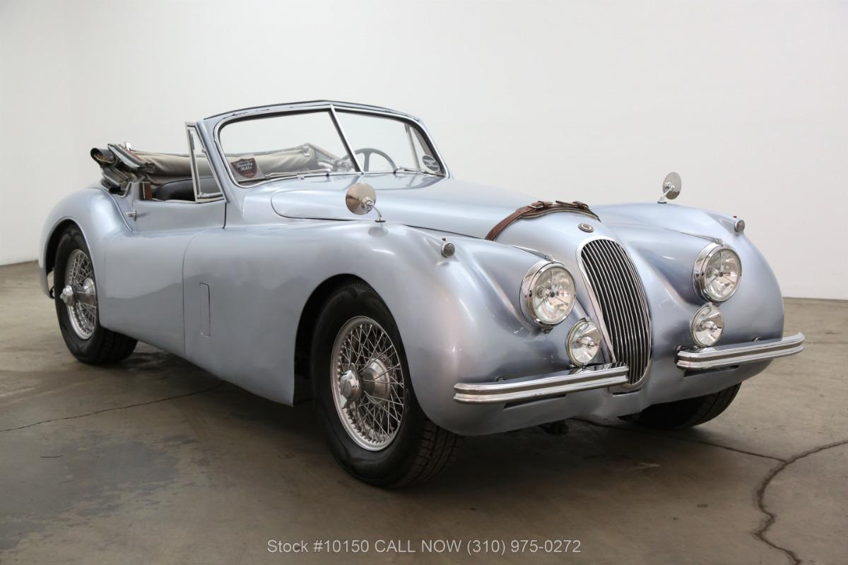 1953 Jaguar XK120 SE Drophead Coupe | Beverly Hills Car Club