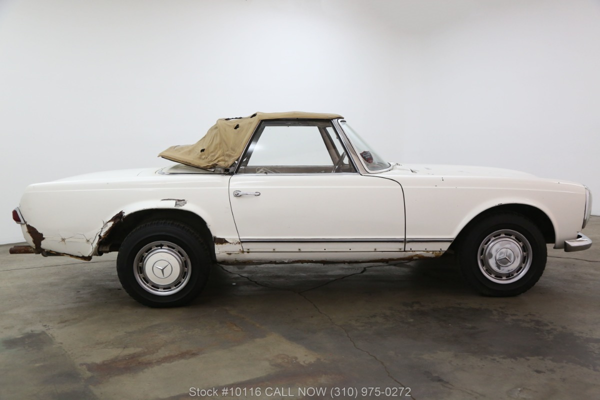 Used 1966 Mercedes-Benz 230SL Pagoda   Los Angeles, CA