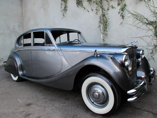 1951 Jaguar MK V | Beverly Hills Car Club
