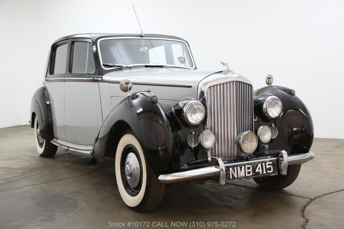 1951 Bentley Mark VI Saloon