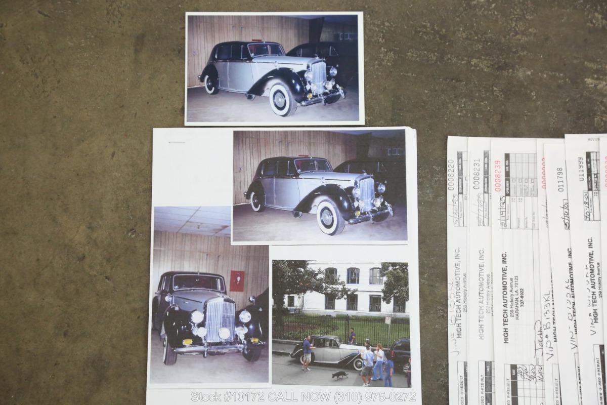 Used 1951 Bentley Mark VI Saloon | Los Angeles, CA