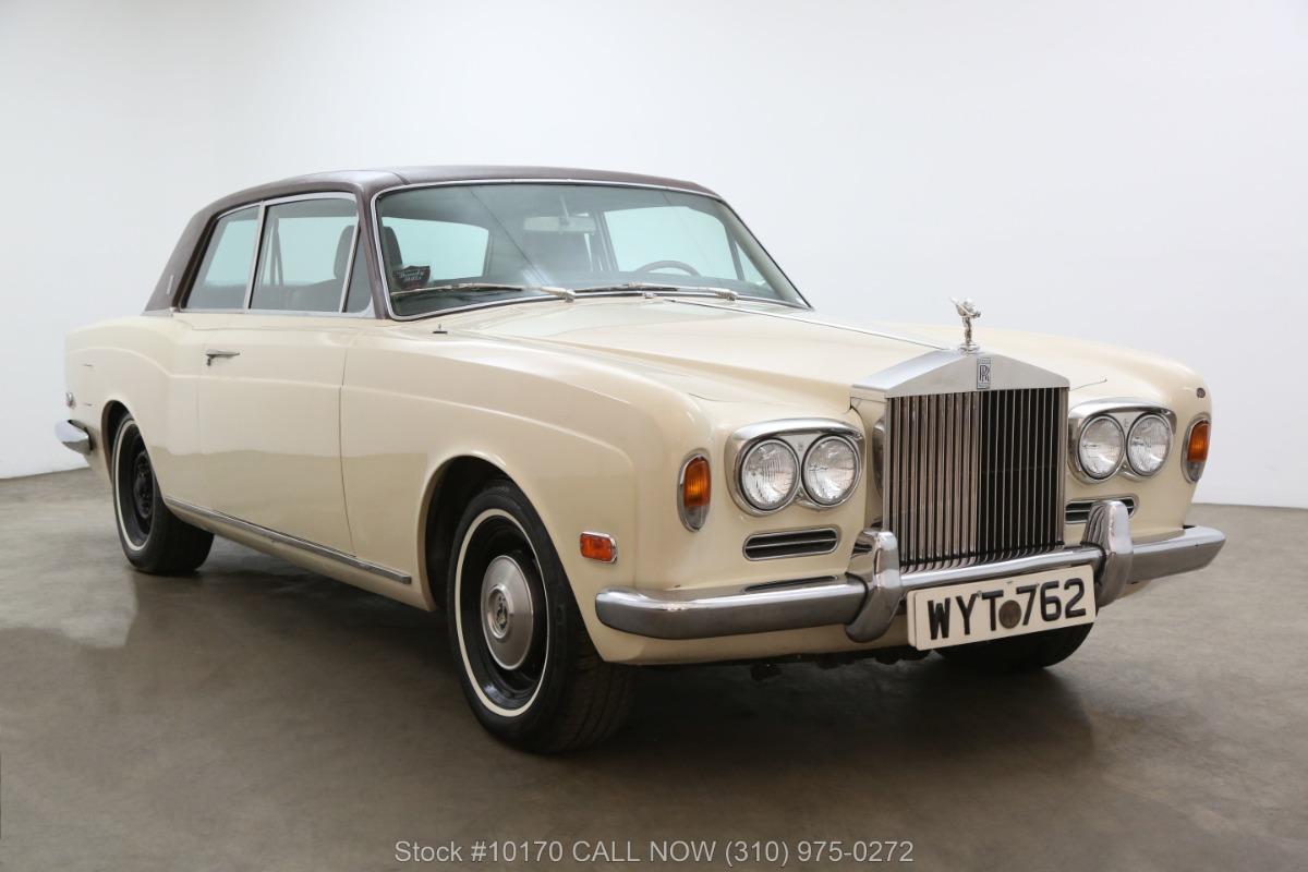 1971 Rolls Royce Corniche Coupe