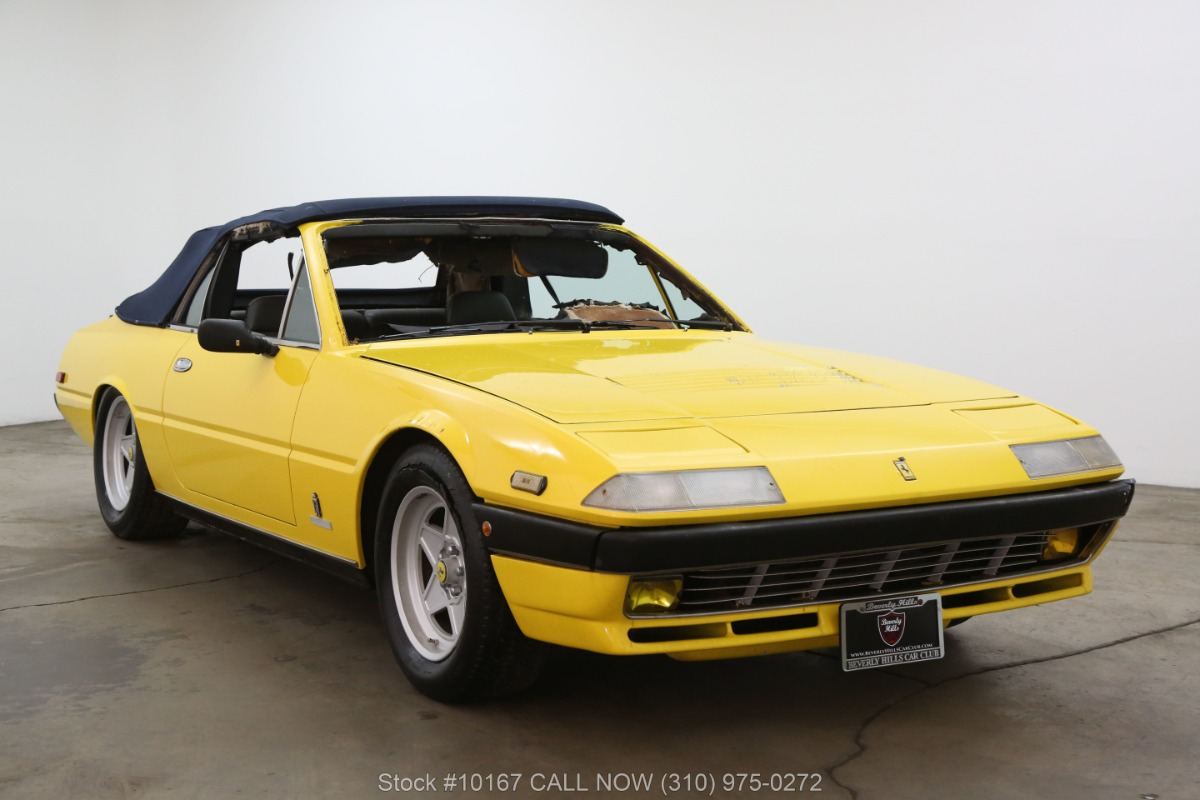 1983 Ferrari 400i Spider Conversion