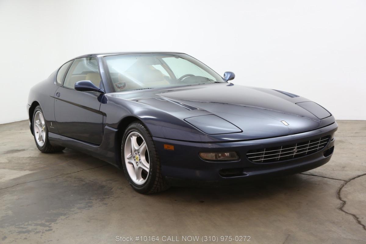 cea40c200b20d Used 1995 Ferrari 456