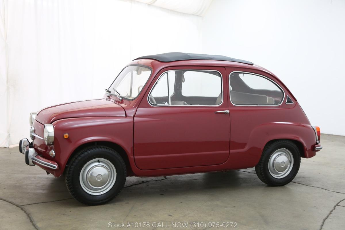 Used 1969 Fiat 600  | Los Angeles, CA