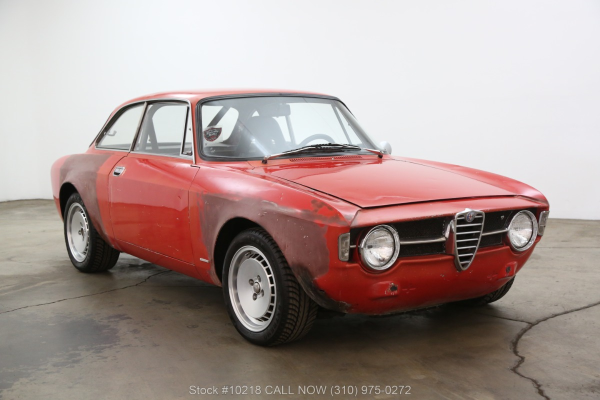Alfa Romeo Los Angeles >> 1965 Alfa Romeo Giulia Sprint Gt Beverly Hills Car Club