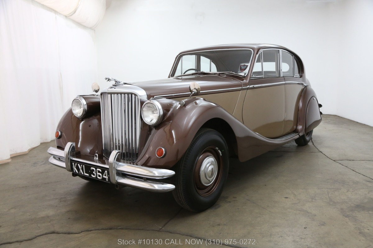 1948 Jaguar MK V 2.5L Right Hand Drive   Beverly Hills Car Club