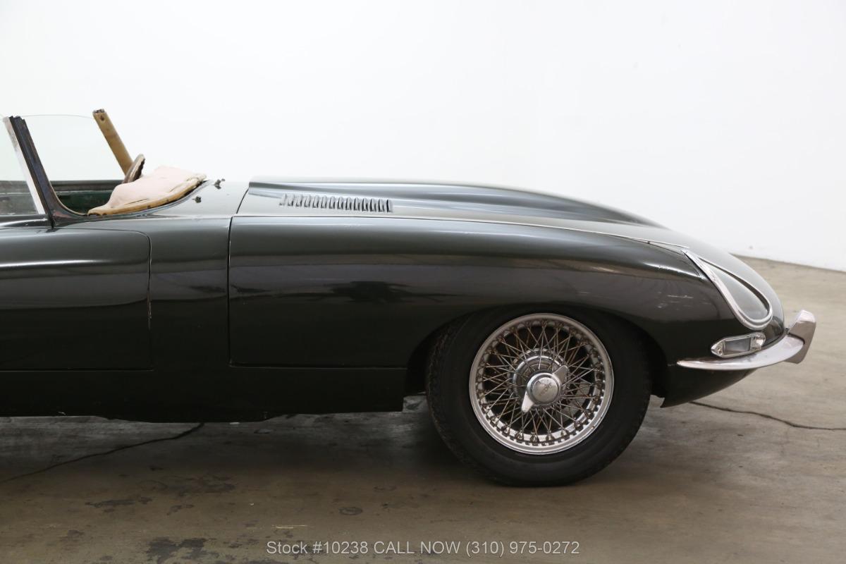 1964 Jaguar XKE Series I Roadster