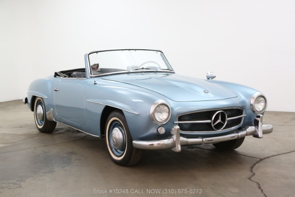 1956 Mercedes-Benz 190SL