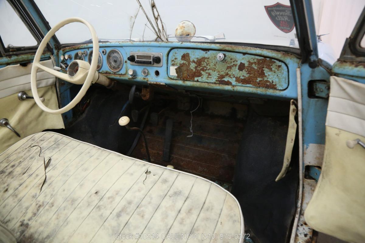 Used 1964 Amphicar 770 Convertible | Los Angeles, CA