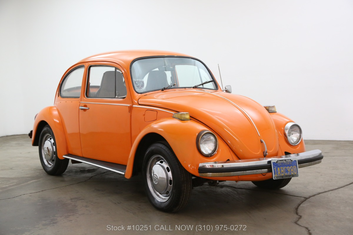 1974 volkswagen beetle beverly hills car club. Black Bedroom Furniture Sets. Home Design Ideas