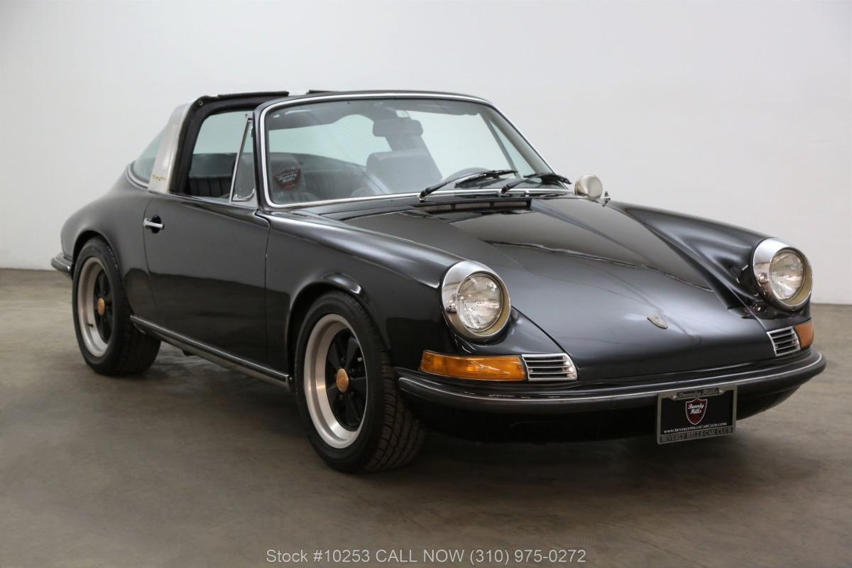 1970 Porsche 911S Targa