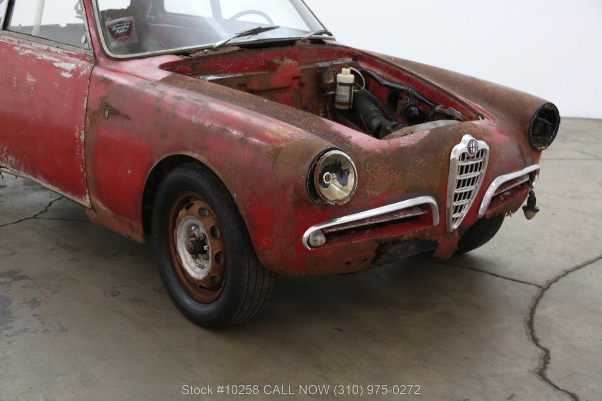 Used 1957 Alfa Romeo Giulietta Sprint Veloce Alleggerita   Los Angeles, CA