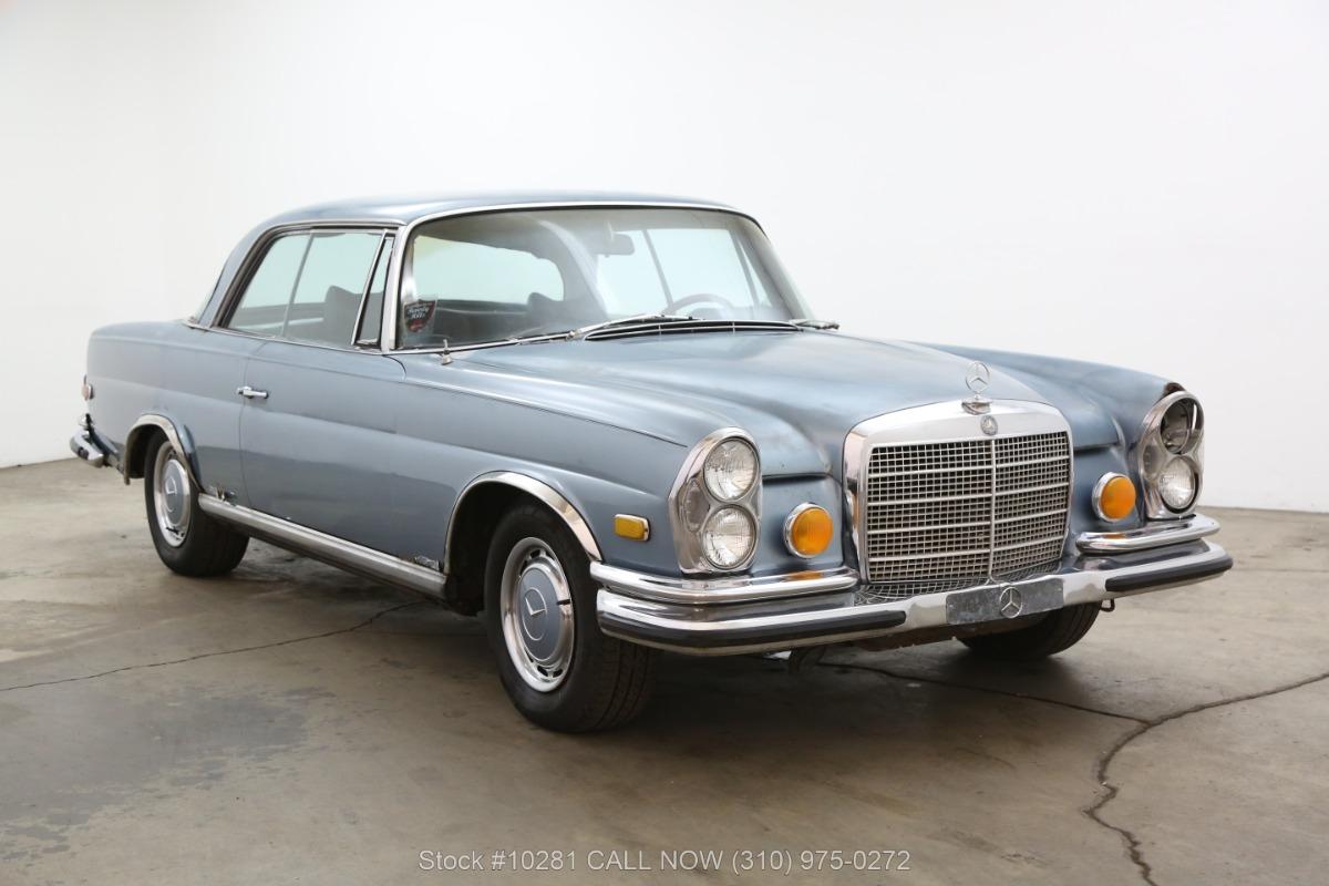 1971 Mercedes-Benz 3.5 Coupe